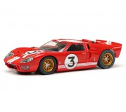 Scalextric C2509A Ford GT40 MkII - DNF Le Mans 1966 Limited Edition