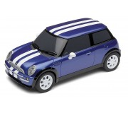 Scalextric C2805 Mini Cooper Blue