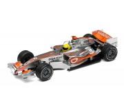 Scalextric C2865 Vodafone McLaren Mercedes F1 2008 Lewis Hamilton