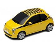 Scalextric C2869 Fiat Cinquecento Yellow