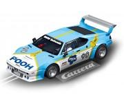 """Carrera DIGITAL 124 23828 BMW M1 Procar """"Sauber Racing, No.90"""", Norisring 1980"""