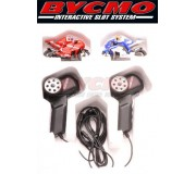 BYCMO Pack 2 Motorbikes + 2 Remotes Rossi vs Stoner