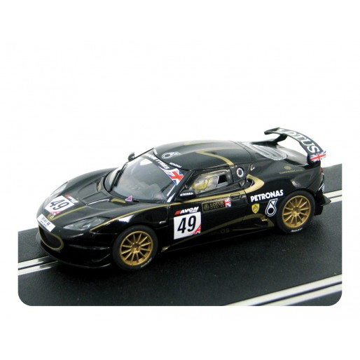 Scalextric C3387 Lotus Evora GT4, Lotus Sports UK No.49