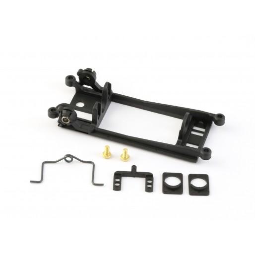Slot.it CH48b Long Inline motor mount for Boxer/Flat - HARD