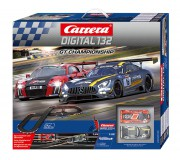Carrera DIGITAL 132 30188 Coffret GT Championship