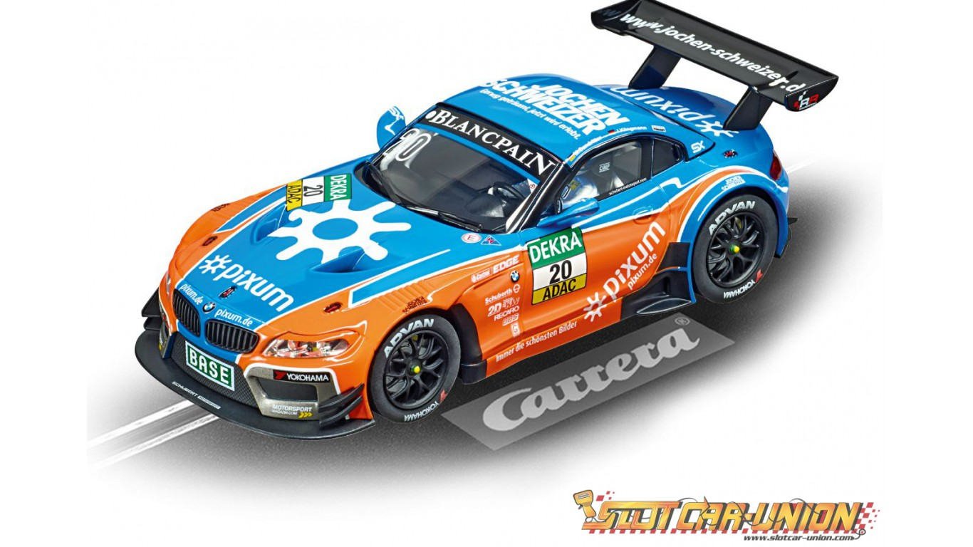 carrera digital 132 30744 bmw z4 gt3 schubert motorsport. Black Bedroom Furniture Sets. Home Design Ideas