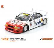 Scaleauto SC-6082R Subaru Impreza WRC Rally San Remo 1998 n.20