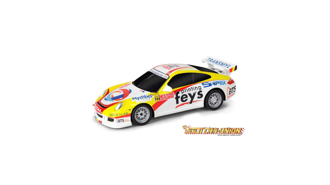 scx compact porsche 911 gt3 duez c10229x300 slot car union. Black Bedroom Furniture Sets. Home Design Ideas
