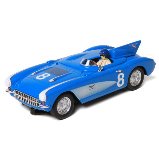 Ninco 50636 Corvette 1956 SR-2 Blue
