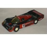 Scalextric C486 Porsche 962 Kenwood, Production 1992