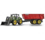 Ninco Heavy Duty Tracteur + Remorque