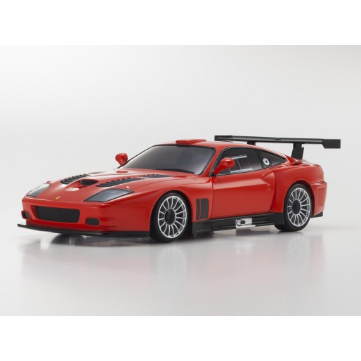 Kyosho Mini-Z MR03 Sports 2 Ferrari 575 GTC Red (W-RM/KT19)