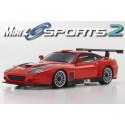Kyosho Mini-Z MR03 Sports 2 Ferrari 575 GTC Rouge (W-RM/KT19)