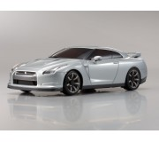 Kyosho Autoscale Nissan GT-R R35 Ultimate Metal Silver (N-RM)