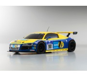 Kyosho Autoscale Audi R8 LMS Phoenix Racing NBR'2010 n.98