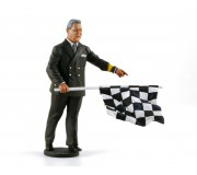 LE MANS miniatures Figure 1/18 Race Director