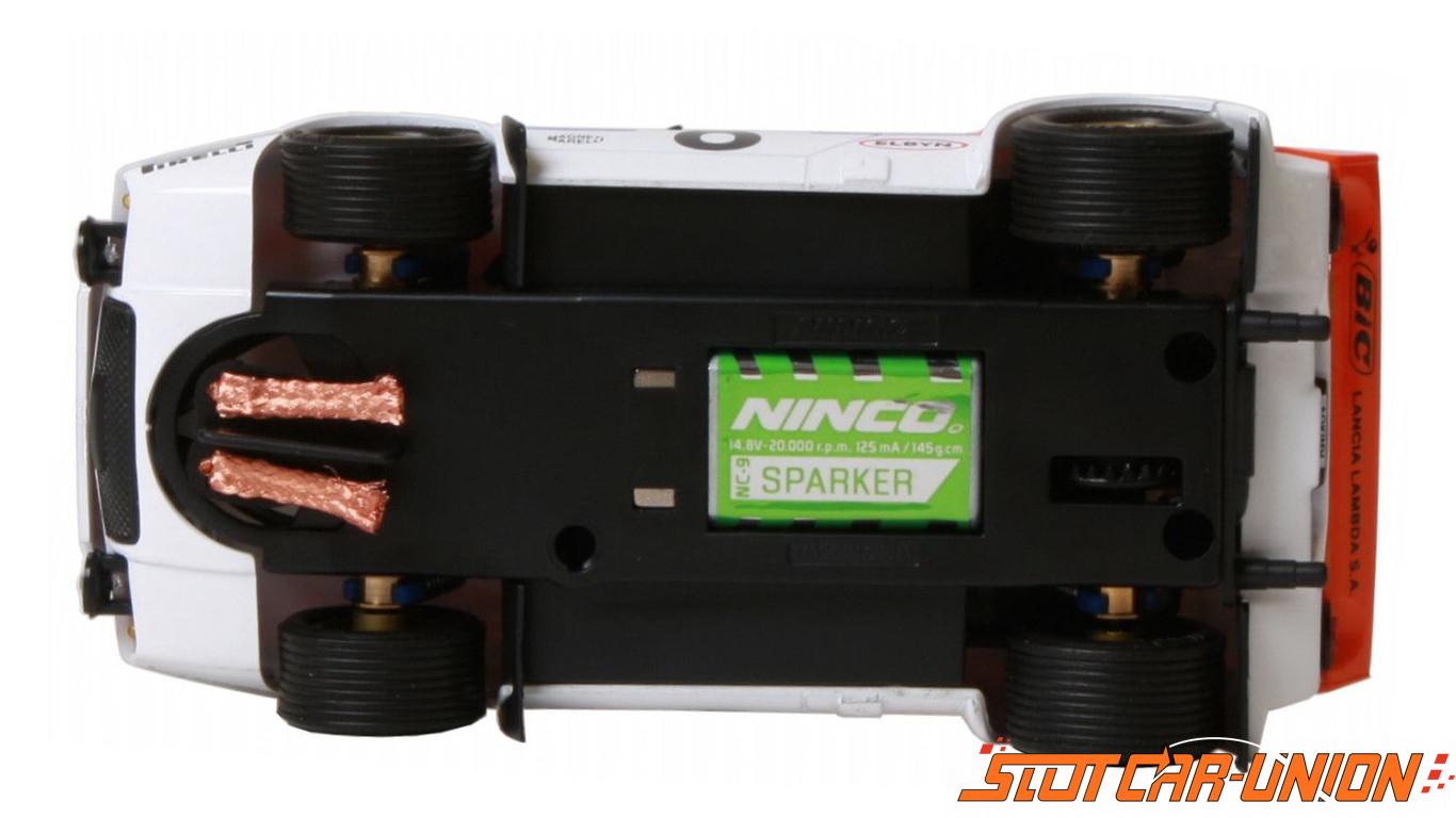 NINCO 50631 Lancia Stratos BIC #8 Special 1//32 #NEW