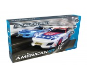 Scalextric C1361 American GT Set