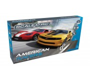 Scalextric C1364 Coffret American Racers