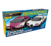Scalextric Digital C1322 Coffret Supercars