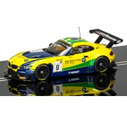 Scalextric C3721 BMW Z4 GT3 - Blancpan Series Brands Hatch 2015