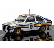 Scalextric C3749  Ford Escort MKII - Acropolis Rally 1980