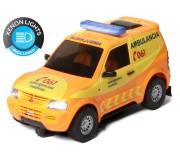 Ninco 50512 Mitsubishi Pajero SEM Emergencias