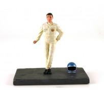 LE MANS miniatures Figurine Jacky Ickx