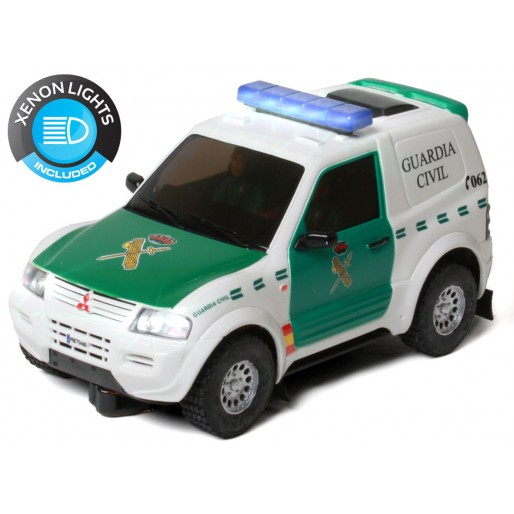 Ninco 50643 Mitsubishi Pajero Guardia Civil