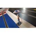 Sideways SWFIG/013 Figure Milla Valvoline + Umbrella
