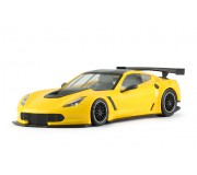"NSR 0023AW Corvette C7R Test Car ""Yellow"" King EVO3"