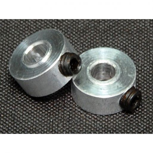 BRM S-012S Stopper for rear axle tuning x2