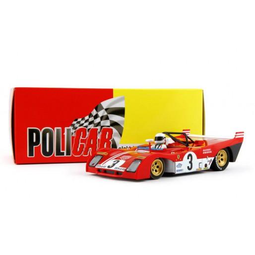 Policar CAR01a 312PB n.3 Monza 1972