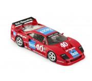 Policar CAR03a Ferrari F40 n.40 2nd IMSA GTO Road America 1990