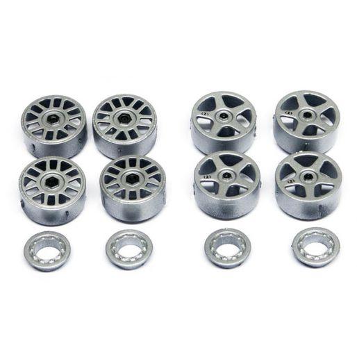 Policar PCS03i F40 kit wheel inserts (x4+4)
