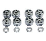 Policar PCS03i F40 kit wheel inserts (x4+4)