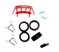 "Carrera GO!!! 88267 Spare Parts for Disney Cars 2 ""Raoul CaRoule"""