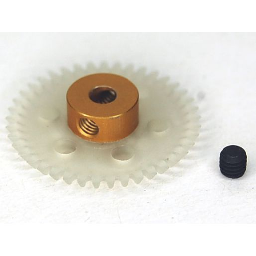 BRM S-066S Nylon anglewinder gear 41 teeth Ø21,6mm with M3 screws