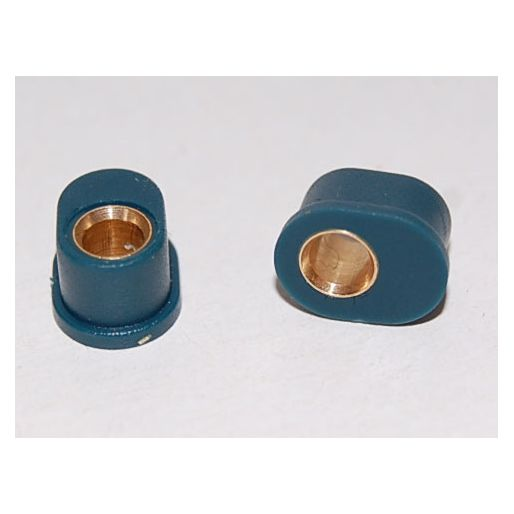 BRM S-011AW Rear bearings with eccentric brass insert x2