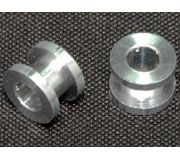 BRM S-012T Crown gear spacers for Toyota x2