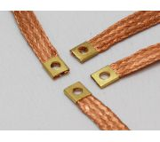 BRM S-025 Contact braids for wood tracks set (thinner) x4