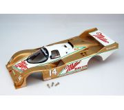 BRM S-001ML Full body Porsche 962 IMSA Miller no.14, painted and assembled