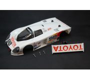 BRM S-001TS Full body Toyota 88C South East Toyota Dealers no.98, painted and assembled