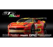 Black Arrow BACM02B Ferrari GT3 Italia Momo Red 2015