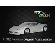 Black Arrow BACMKITF Ferrari GT3 Italia KIT AW 2015 (Blanc)