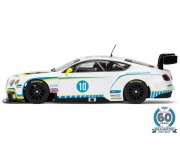 Scalextric C3831A 60th Anniversary Collection - 2010s, Bentley Continental GT3 Limited Edition