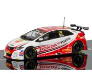 Scalextric C3734 BTCC Honda Civic Type R - Matt Neal, Donington Park 2015