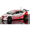 Scalextric C3783 BTCC Honda Civic Type R - Gordon Shedden 2015