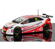 Scalextric C3783 BTCC Honda Civic Type R - Gordon Shedden 2015