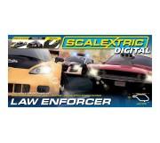Scalextric Digital C1310 Law Enforcer Set